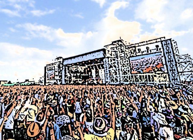 日本を代表する4大音楽フェスティバルを紹介!夏フェスに参加しよう!