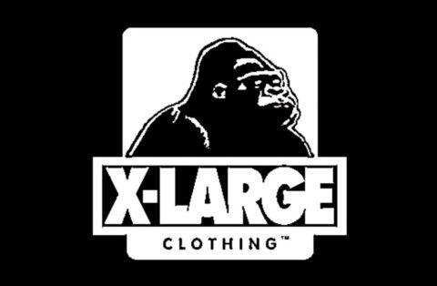 【XLARGE】30代40代の人気が衰えない?歴史をみれば納得できる!