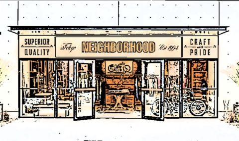 【NEIGHBORHOOD】デザイナー滝沢伸介とブランドの歴史を振り返る